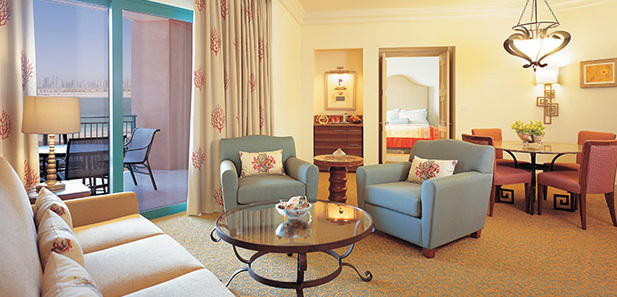 Atlantis the palm accommodation for 2 bedroom terrace suite atlantis