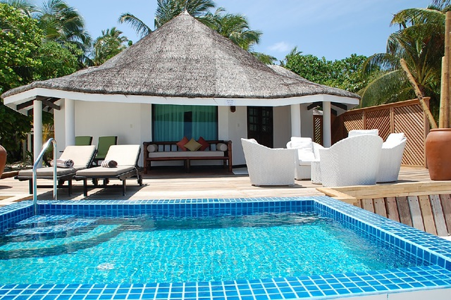 Kihaa Maldives Accommodation