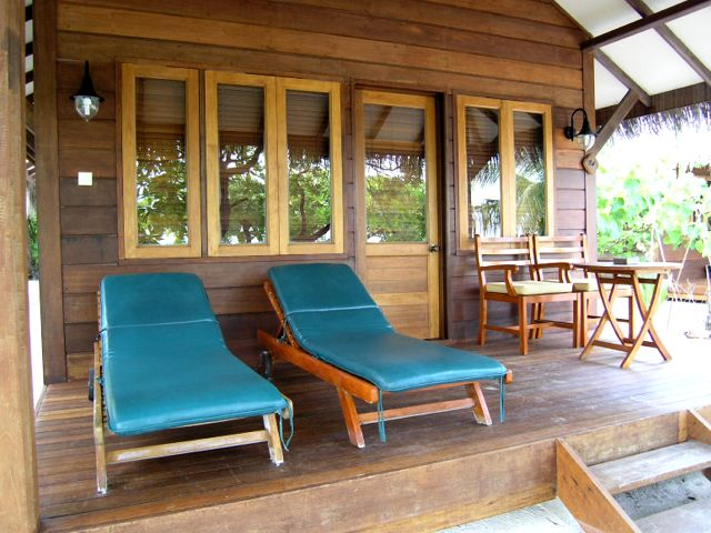 Rihiveli Beach Resort Double Villa